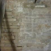 Tasini sabbiatura pareti rocce mattoni bologna modena ferrara